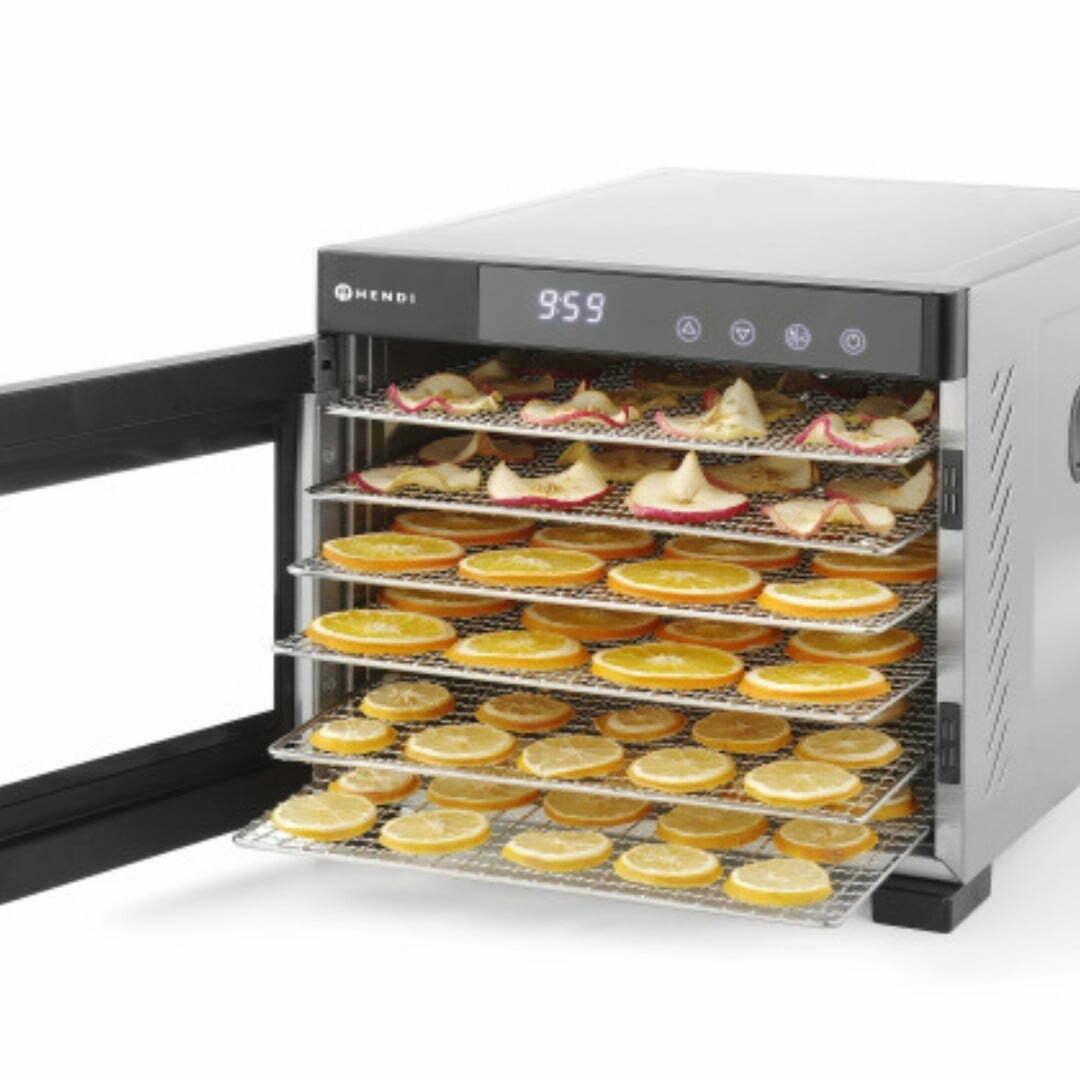 hendi-6-trays-voedseldroger