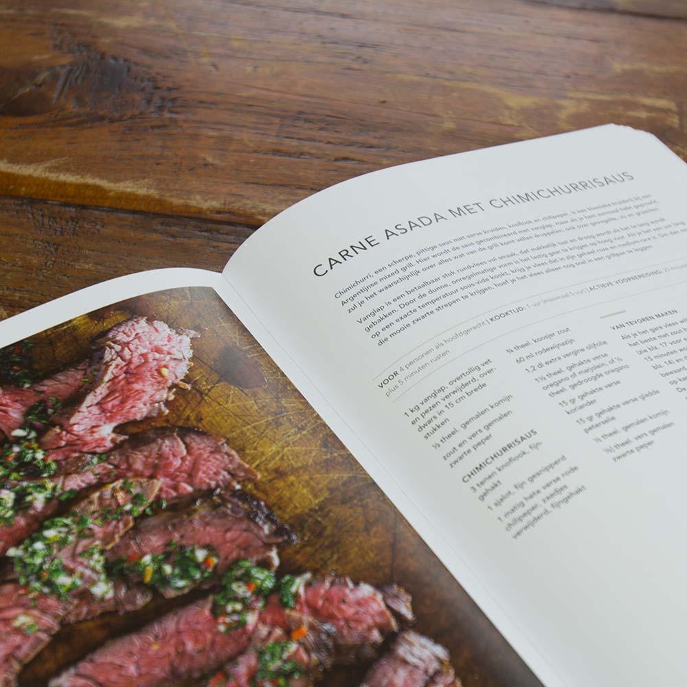 sous vide kookboek thuis