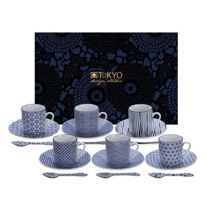 nippon-blauwe-espresso-set-6-sets